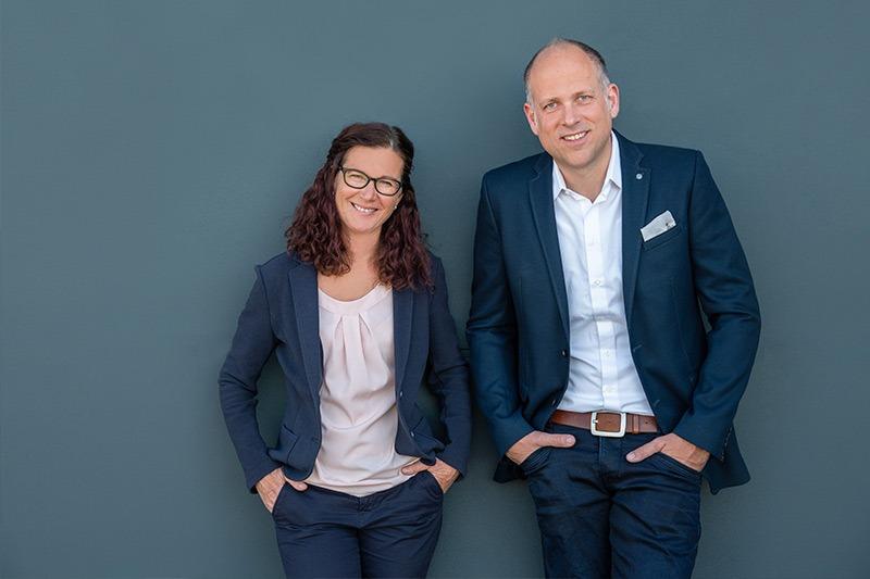 Uneingeschränkte Betreuung durch Frau Willburger und Herrn Witzigmann von der FERTIGHAUSFINANZIERUNG.COM
